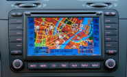 2014 SKODA MFD2 DX NEXUS SAT NAV MAP UPDATE DISC NAVIGATION CD